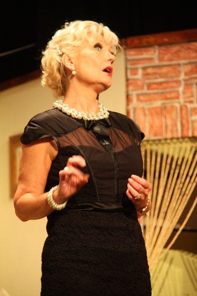 Patricia Keane as Toby Landau