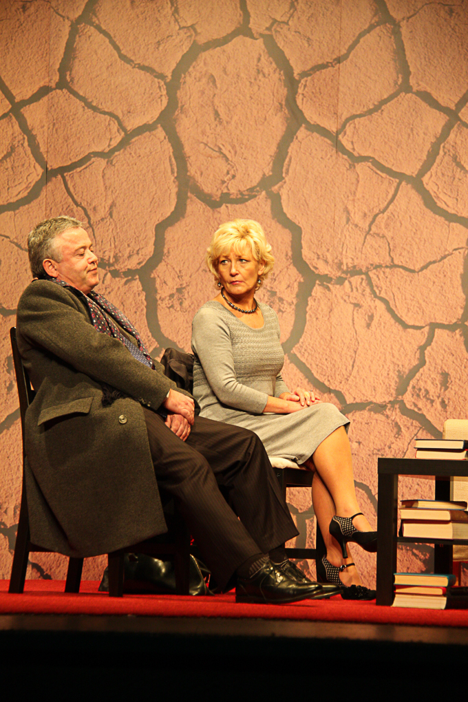 Alain & Annette Reille, played by Tony LIston and Patricia Keane