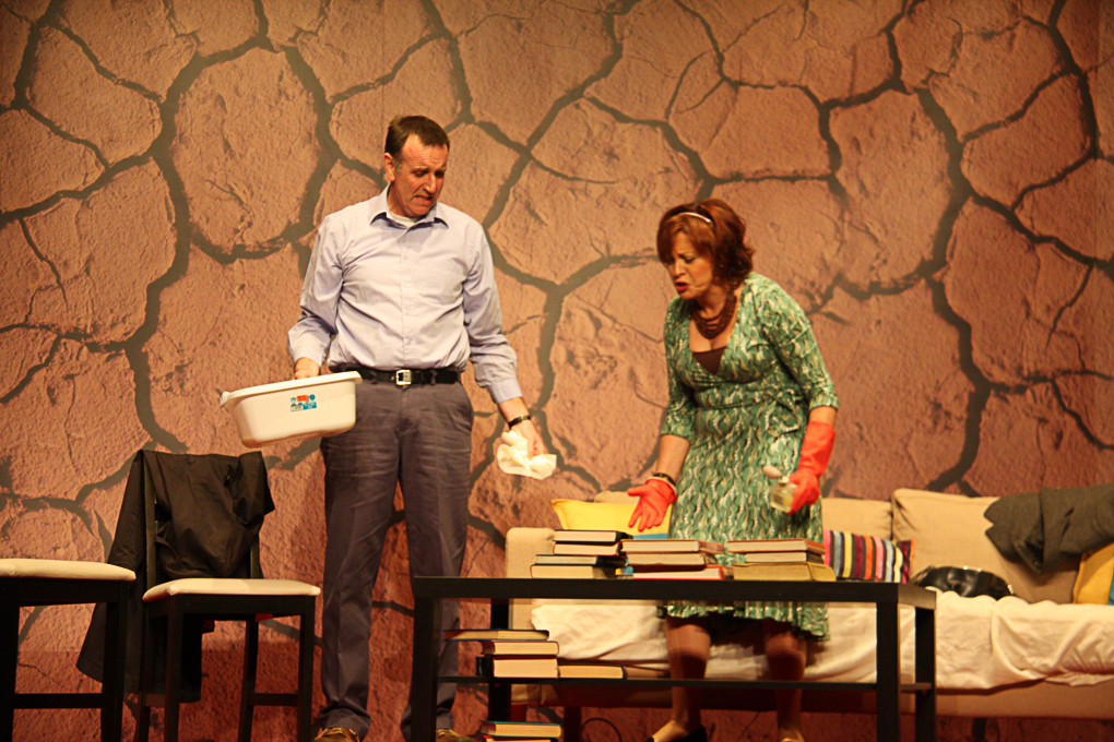 Michel & Veronique Vallon, played by Richard Hurst and Rachel O'Connor