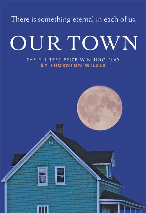 an analysis of the our town by thornton wilfer Our town by thornton wilfer english coursework, term papers on english, english essays thornton wilder's our town spans twelve years in the life of grover's corners, new hampshire.