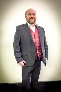 Christian Carbin as Mr. Webb