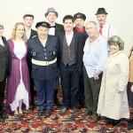 Tubbercurry'17 Cast