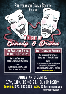 A night of Comedy_Drama_BDS_A4