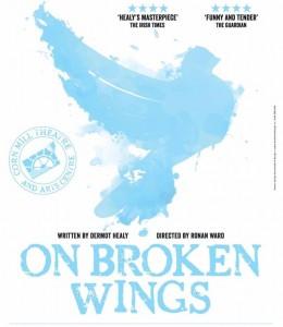 Corn Mill 'On Broken Wings'