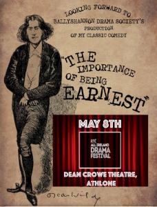 Dean Crowe Poster
